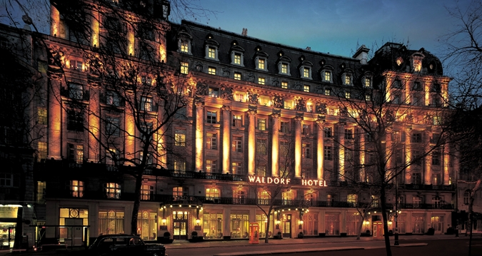 Restaurants Near The Waldorf London